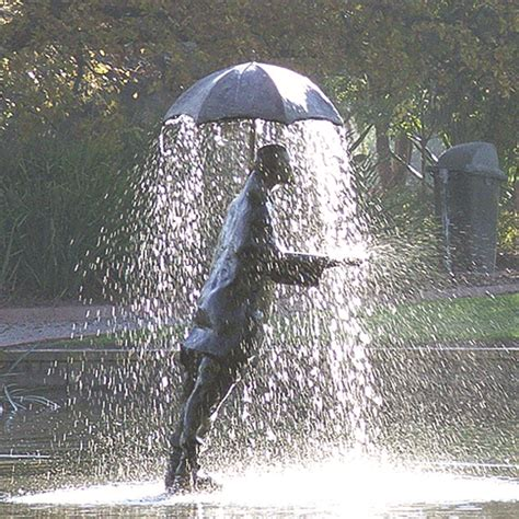 Rain Man   Corey Thomas Sculptures Melbourne