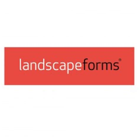 Landscape Forms Logo Projects David Silverman And Associates Inc