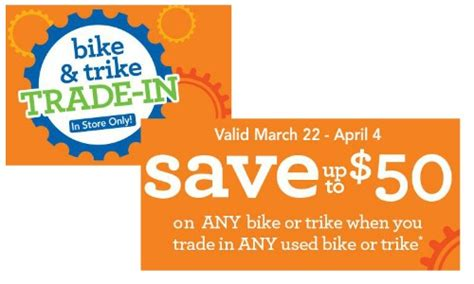 toys r us trade in toys r us bike trike trade in event southern savers