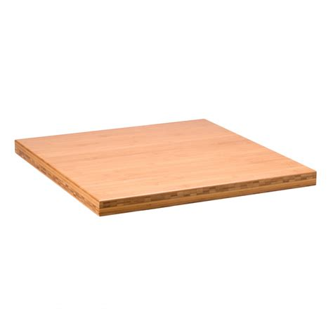 30 quot x 30 quot bamboo table top bamboo table tops tables