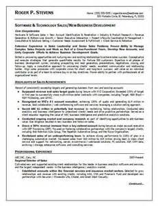 Resume Templates Software by Software Sales Resume Exle