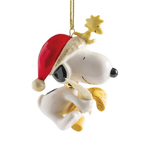 christmas snoopy ornament gump s
