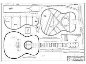 acoustic guitar template acoustic guitar templates guitars and