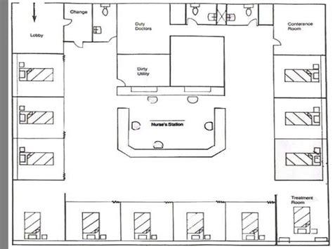 Cubicle Floor Plan pediatrics intensive care unit