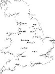 Blank Map Of England And Wales by Principal Aquifers In England And Wales Aquifer Shale