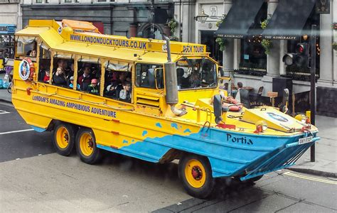 duck boat new york duck tour vehicle lifehacked1st