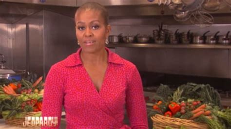 obama wife haircut michelle obama s hair makes her look almost bald on