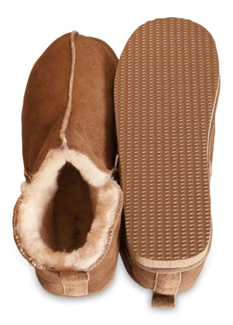 slippers for womens with soles shepherd genuine sheepskin slippers boots sole