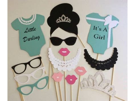 breakfast at tiffany s party photo booth prop by hummingb8rd breakfast at tiffany s baby shower 15 gorgeous ideas