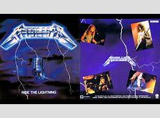 Metallica - Ride The Lightning (Remastered) - YouTube Metallica Ride The Lightning Tour