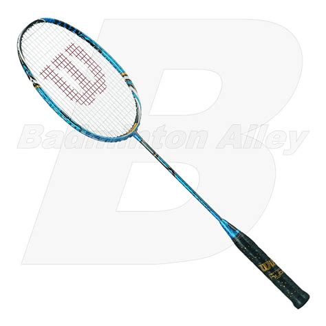 Raket Wilson Badminton pin raket badminton wilson on