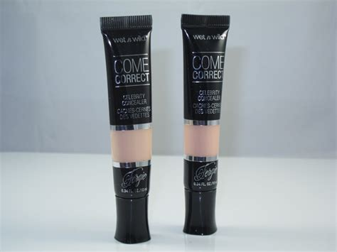 And Come Correct Concealer n come correct concealer review