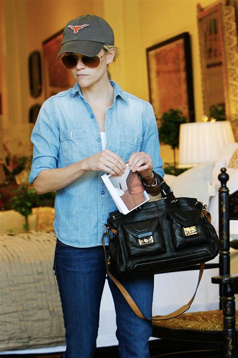 Reese Jakes Cuddly Walk With Bottega Veneta by The Many Bags Of Reese Witherspoon Purseblog