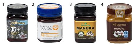 best brand of manuka honey manuka honey consumer nz