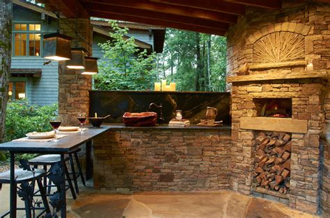 another outdoor kitchen with our wood fired oven outdoor kitchen with wood burning pizza oven rustic