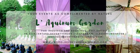 Recommended Garden Wedding Souvenirs   ANTIPOLO EVENT