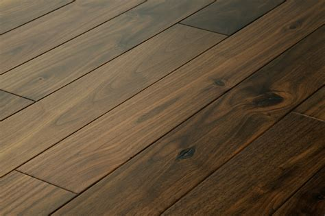 jasper hardwood prefinished american black walnut