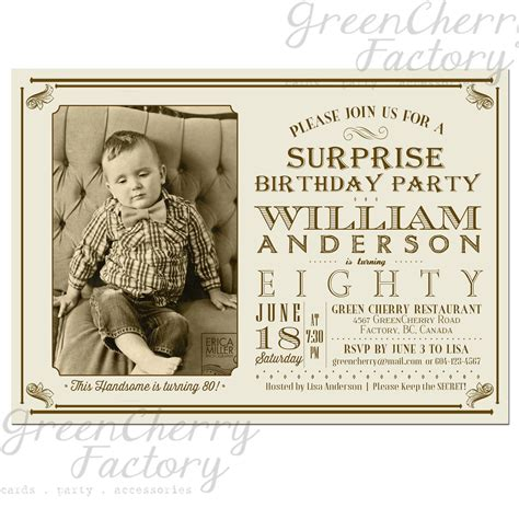 80th birthday invitation template 80th birthday invitations theruntime