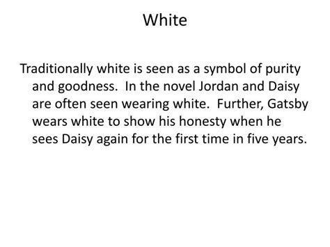 symbolism in the great gatsby powerpoint ppt symbolism in the great gatsby powerpoint