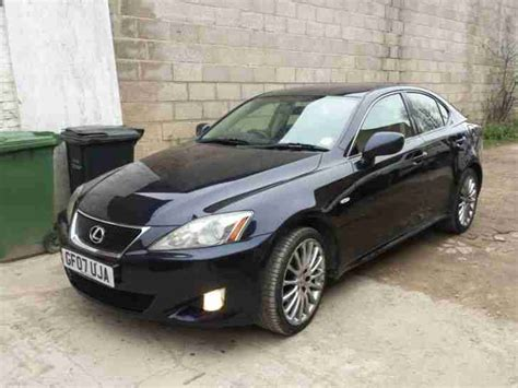 lexus is 220d for sale lexus 2007 is 220d se blue car for sale