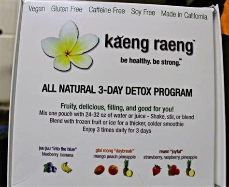 Kaeng Raeng Detox Reviews by Kaeng Raeng Cleanse Review With