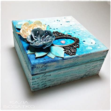 Decoupage Jewelry Box Ideas - 17 best images about decoupage mixmedia scrapbooking on