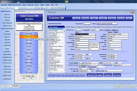 Microsoft Access Crm Template by Crm Access Database Template Free Hardhost Info