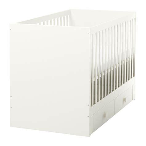 White Crib With Drawers Stuva F 214 Lja Crib With Drawers Ikea