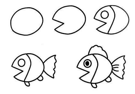 Wonderful Idea For Drawing Easy Animal Figures Easy Animals To Draw