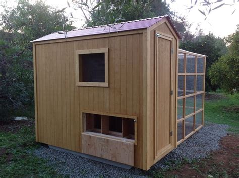 Coop Sheds by Custom Country Shed Chicken Coop With Run Combo