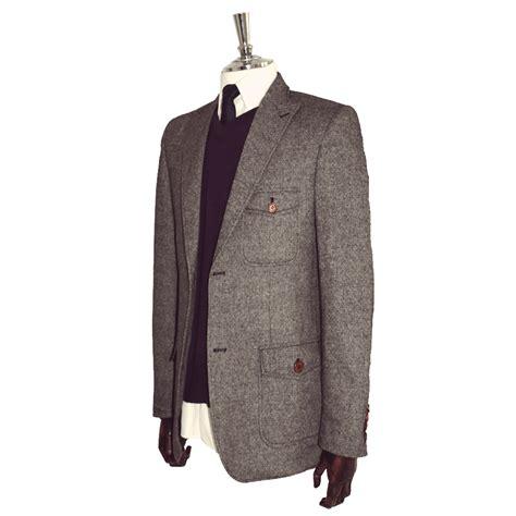 Blazer Well Black List Grey Ready grey classic tweed blazer for sale from victor
