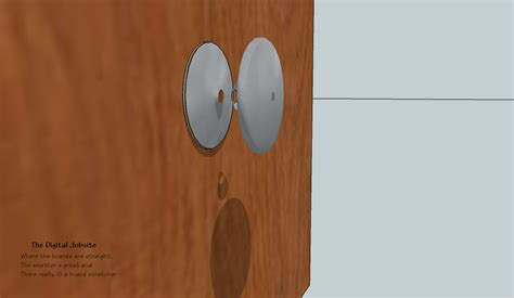 working with melamine fine homebuilding supersize me working with details in sketchup fine