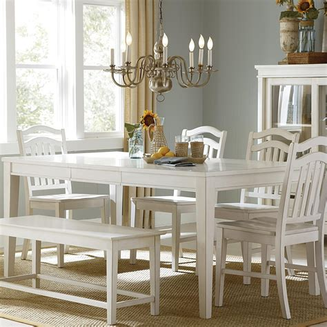 liberty dining room furniture liberty furniture summerhill rectangular leg dining table