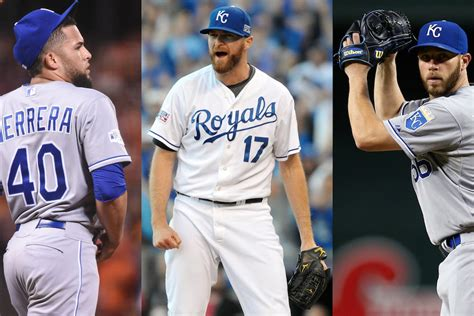 why the kansas city royals need to dismantle the big three