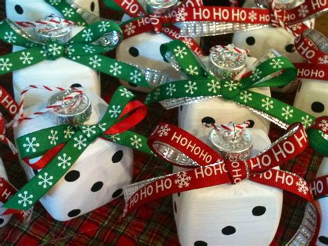 christmas bunco themes these are the bunco ornaments i made they started out as boring clear plastic cubes i found at