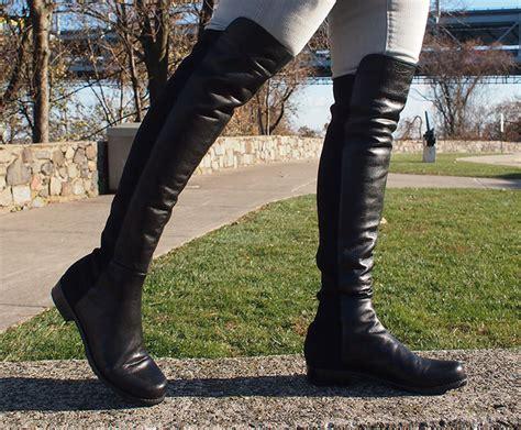 how do stuart weitzman shoes run talkshoes testimonials the stuart weitzman 5050 boot