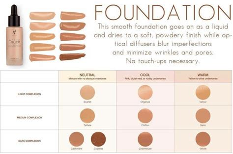 how to foundation color mineral touch liquid to powder foundation www