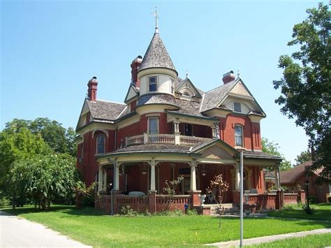 historic homes gainesville tx historic victorian home photo picture