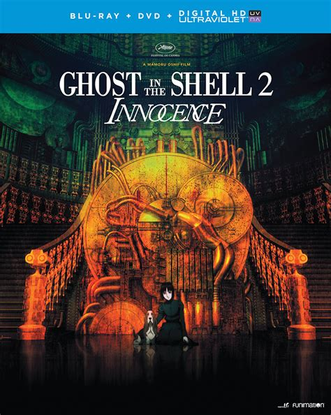 Ghost In The Shell 2 ghost in the shell 2 innocence dvd uv