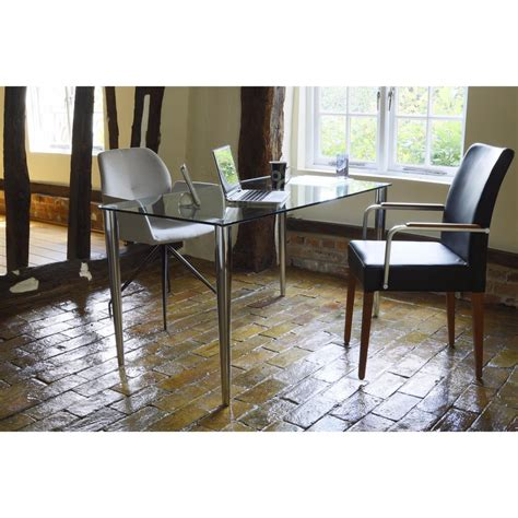 Glass Office Furniture by Office Furniture Glass Desks Glass Tables Office Furniture
