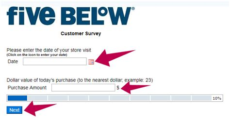Automatically Enter Sweepstakes - fivebelowsurvey guide happy customers review