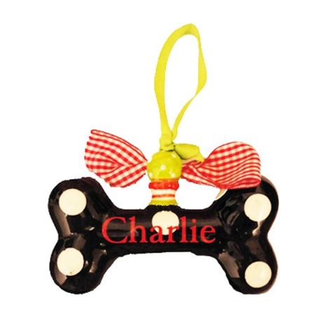 black and white polka dot ornaments ceramic bone ornament black and white polka dot