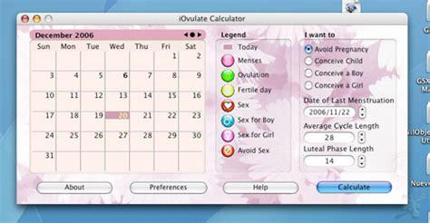 Calendario Para Quedar Embarazada Iovulate Calculator Determina Las Fechas Para Embarazarse