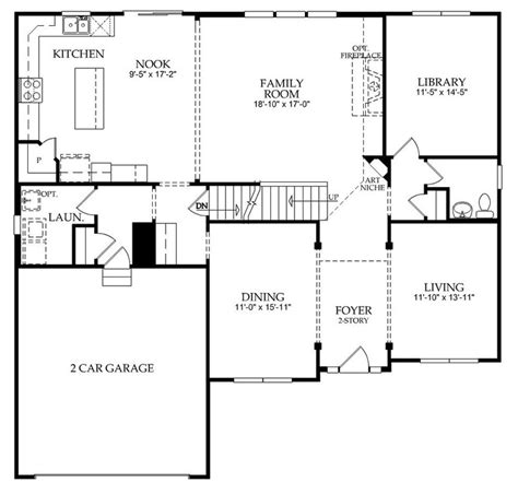pulte homes plans house design ideas