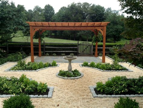 garden arbors pergolas designs by sisson landscapes
