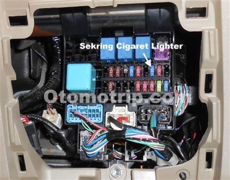 Saklar Power Window All New Avanza Xenia 2012 2017 tips lighter all new avanza tidak nyala otomotrip