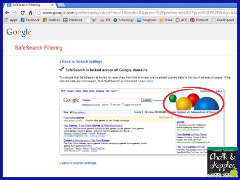 Safe Search Teaching Trio Tech Thursday Safe Search