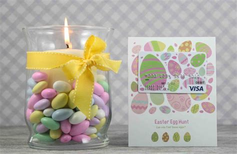 Easter Gift Cards - printable easter gift card holder infocard co