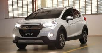Honda Crossover Vehicles Honda Wr V Sporty Lifestyle Vehicle Combination Of A