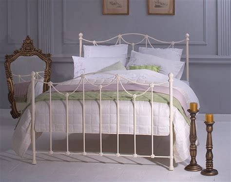 4ft metal headboards obc carie 4ft 6 double glossy metal headboard by original